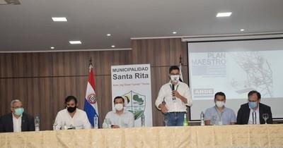 La Nación / Titular de la Ande asistió a asamblea de intendentes y escuchó reclamos