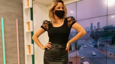 HOY / Gisella Cassettai, víctima de hackeadores