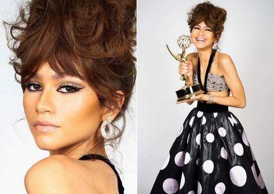 Con este discurso sobre los jóvenes, Zendaya celebró al convertirse en la actriz más joven en ganar un Emmy