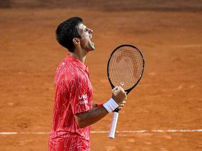 Djokovic vence a Schwartzman y conquista Roma por quinta vez