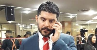 Hackearon al intendente Nenecho Rodríguez