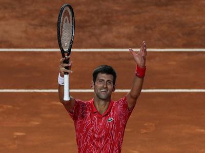 Novak Djokovic conquista Roma por quinta ocasión