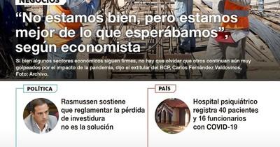 La Nación / LN PM: Las noticias más relevantes de la siesta del 21 de setiembre