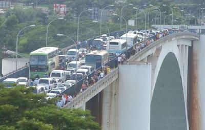 Ejecutivo aprobó protocolo para apertura de la frontera en Ciudad del Este