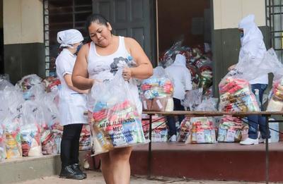 Inició octava entrega de kits de alimentos a escuelas y colegios – Prensa 5