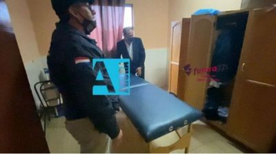 Allanan presunta clínica clandestina en PJC