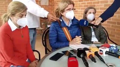 Hijas de Óscar Denis suspenden conferencias de prensa hasta que haya novedades