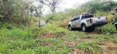 Allanan inmueble rural en busca de supuestos autores de homicidio en zona de Bella Vista.