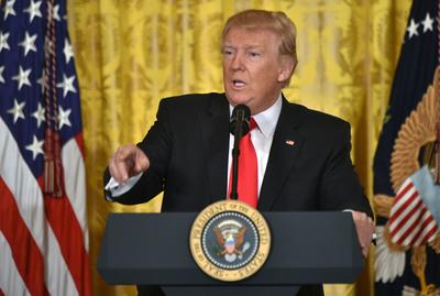 Interceptaron en la Casa Blanca una carta con veneno de ricina dirigida a Donald Trump
