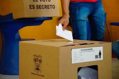 Ecuador: piden cuidado personal en elecciones por pandemia