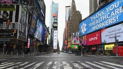 Nueva York reportó una sola muerte por coronavirus, su cifra más baja desde que empezó la pandemia