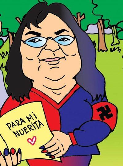 Casi 40 vecinos indignados piden castigo para edil Dorotea Villarreal