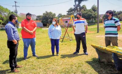 HOY / SND monitorea en Misiones futuros espacios para práctica de deportes