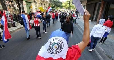La Nación / La juventud paraguaya tiene rostro de lucha y  visión social