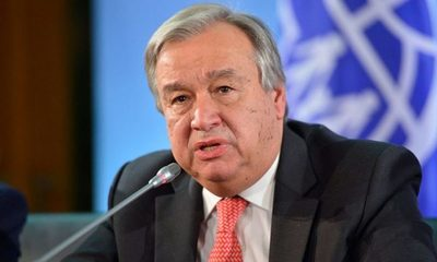 Naciones Unidas celebra su 75º aniversario