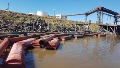 HOY / Sequía y bajante del río Paraguay conspiran contra exportación de soja
