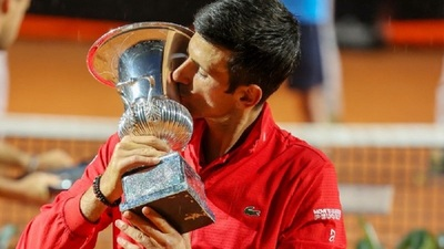 Novak Djokovic, el emperador de Roma