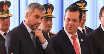 """La Nación / Godoy vincula a Abdo en el salvataje a Friedmann: """"Hay una influencia directa del Ejecutivo"""""""