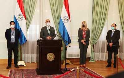 Marito aprobó el protocolo para la apertura gradual de la frontera