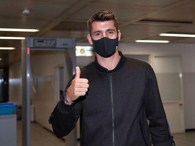 Morata ya está en Turín para formalizar su fichaje por Juventus