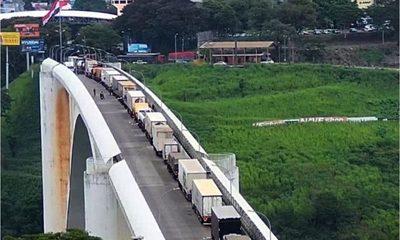 En Alto Paraná se manifestarán por apertura total del Puente de la Amistad