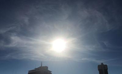 HOY / Martes hará el último fresco y luego se vienen terribles calores