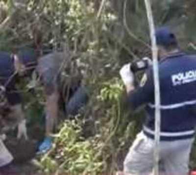 Ypacaraí: Encuentran restos óseos