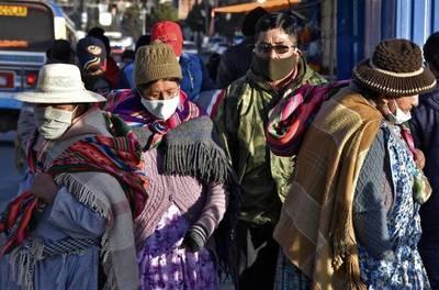 Bolivia registra la cifra más baja de casos de Covid-19