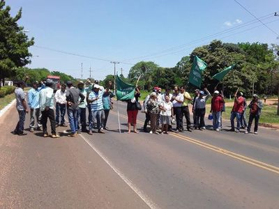 Campesinos anuncian movilizaciones en distintos puntos del país para este martes