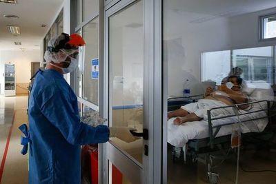 Récord diario de muertes en Argentina en seis meses de confinamiento