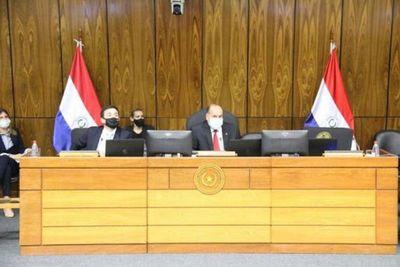 Presidentes de BCP, BNF, CAH y AFD defendieron sus respectivos presupuestos para el 2021
