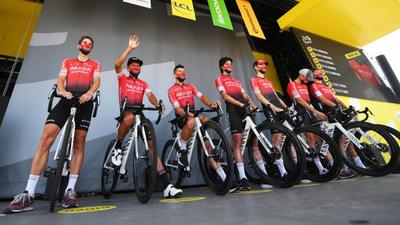 Tour de Francia: Abren investigación por sospecha de dopaje en el Arkéa-Samsic de Nairo Quintana