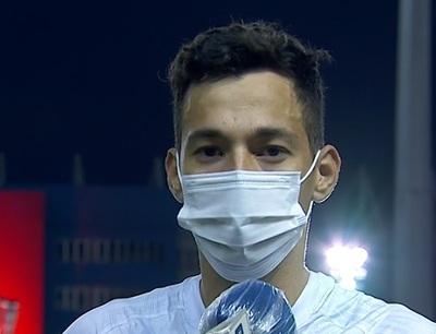 """Carlos Arrúa: """"Lastimosamente, así es el fútbol"""""""