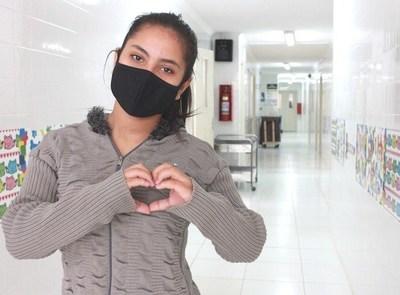 """Celebran las """"ocho primaveras"""" del primer trasplante cardíaco en niños en un hospital público en el país"""