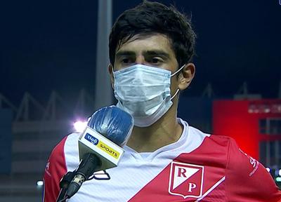 Mario Saldívar, la figura de River Plate