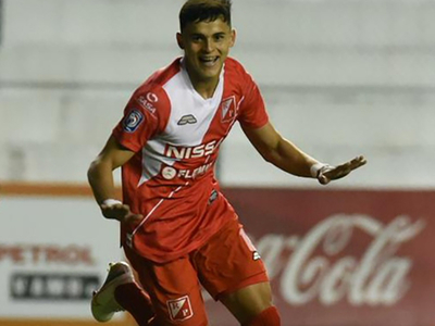 Los goles del triunfo del Kelito 2-1 sobre Nacional