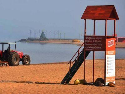 """Ajustan una """"burbuja social"""" para retorno a las playas en Encarnación"""