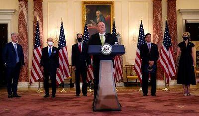 EE.UU. anuncia que aplicará sanciones de la ONU contra Irán y el chavismo