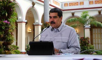 """Maduro contra el """"hegemón"""""""