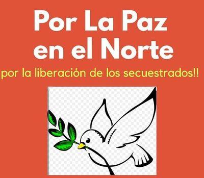 """Convocan a rezar por la """"Paz en el Norte"""""""