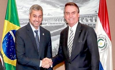HOY / Apertura del puente: Abdo y Bolsonaro coordinaron protocolo