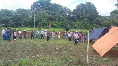 Campesinos continuarán con movilizaciones este martes