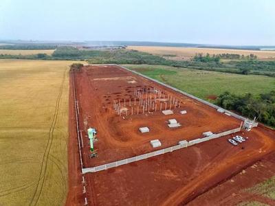 Industria paraguaya de fertilizantes desembarca en la zona industrial