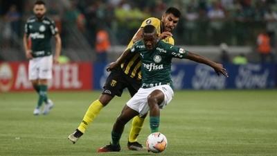 HOY / Bajas en Palmeiras para medir a Guaraní