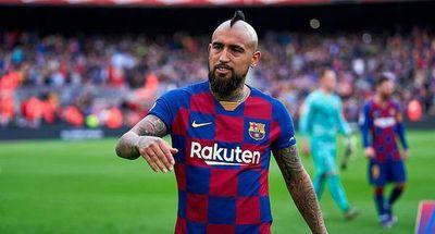 Barcelona anunció el traspaso de Arturo Vidal