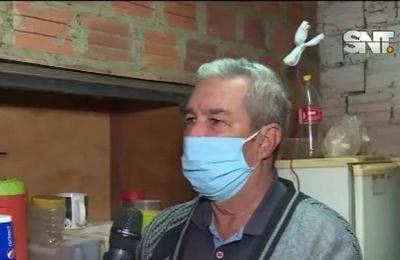 """HOY / Cansado por la inseguridad """"electrificó"""" su casa, pero igual le robaron otra vez"""