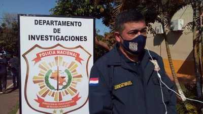 Marcelino Espinoza asume como nuevo jefe de Investigación de Delitos – Prensa 5