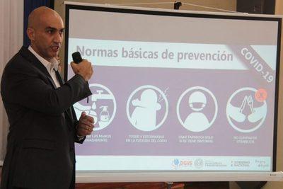 """Salud anuncia """"ambiente favorable"""" para la reapertura del Puente de la Amistad · Radio Monumental 1080 AM"""