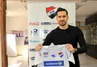 HOY / Nacional le da la bienvenida a Antony Silva