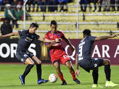Prosigue la fase de grupos de la Copa Libertadores